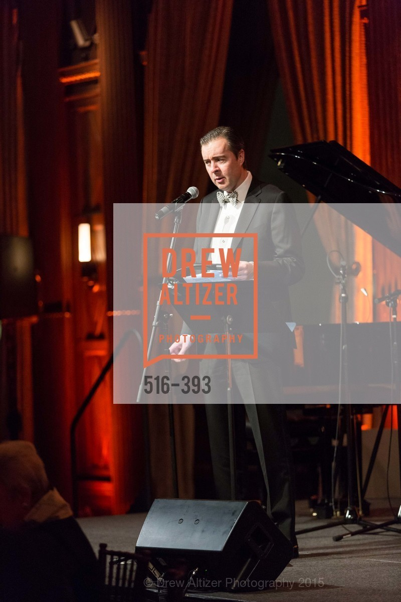 Patrick McCabe, San Francisco Performances' 36th Season Gala, Merchants Exchange Building, Julia Morgan Ballroom. 465 California St, San Francisco, CA 94104, October 16th, 2015,Drew Altizer, Drew Altizer Photography, full-service event agency, private events, San Francisco photographer, photographer California