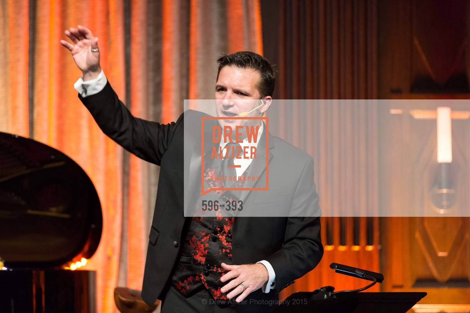 Greg Quiroga, San Francisco Performances' 36th Season Gala, Merchants Exchange Building, Julia Morgan Ballroom. 465 California St, San Francisco, CA 94104, October 16th, 2015,Drew Altizer, Drew Altizer Photography, full-service event agency, private events, San Francisco photographer, photographer California