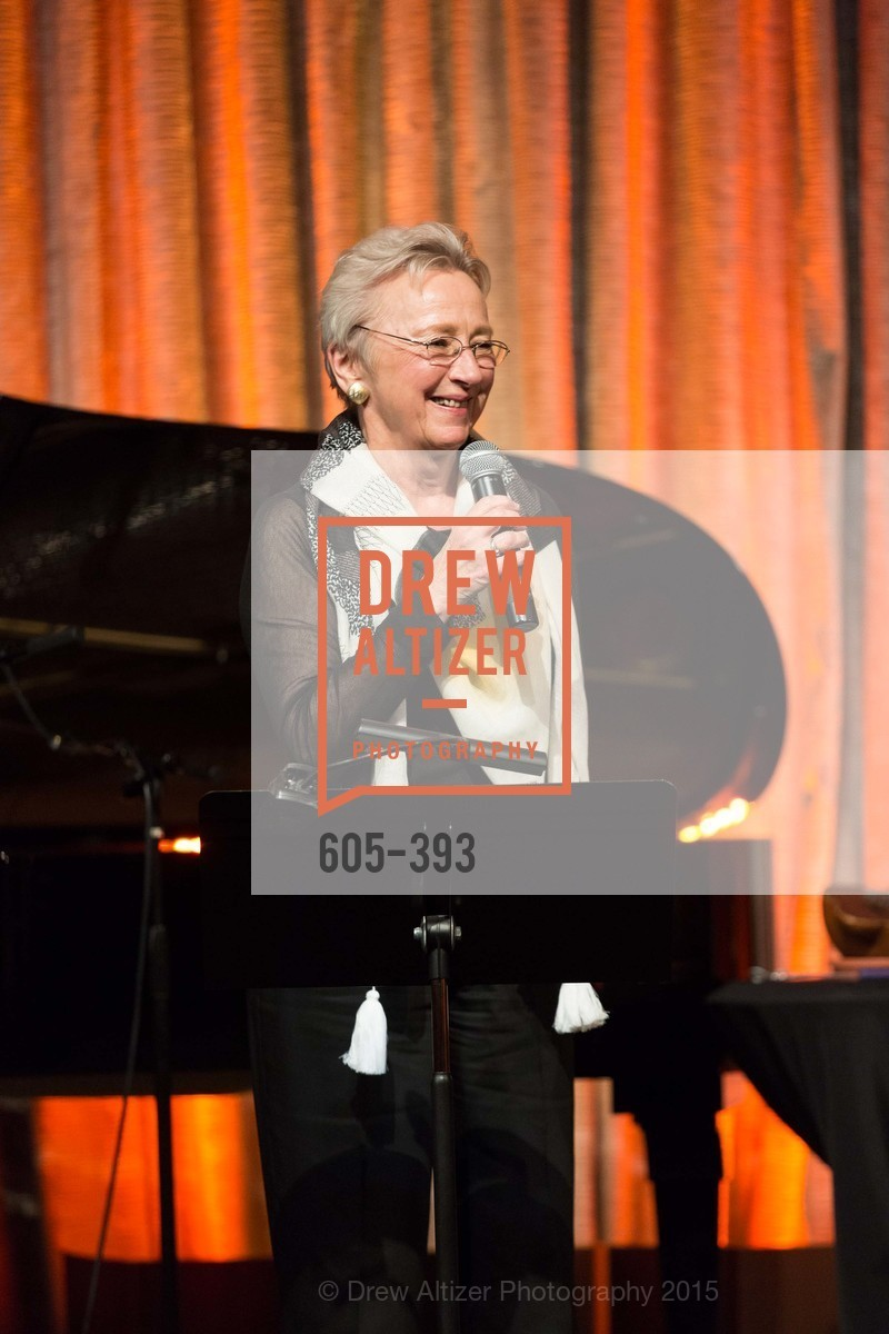 Ruth Felt, San Francisco Performances' 36th Season Gala, Merchants Exchange Building, Julia Morgan Ballroom. 465 California St, San Francisco, CA 94104, October 16th, 2015,Drew Altizer, Drew Altizer Photography, full-service agency, private events, San Francisco photographer, photographer california