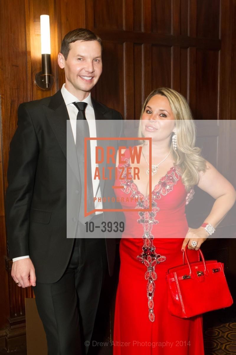 Ivan Bekichev, Rada Katz, Photo #10-3939