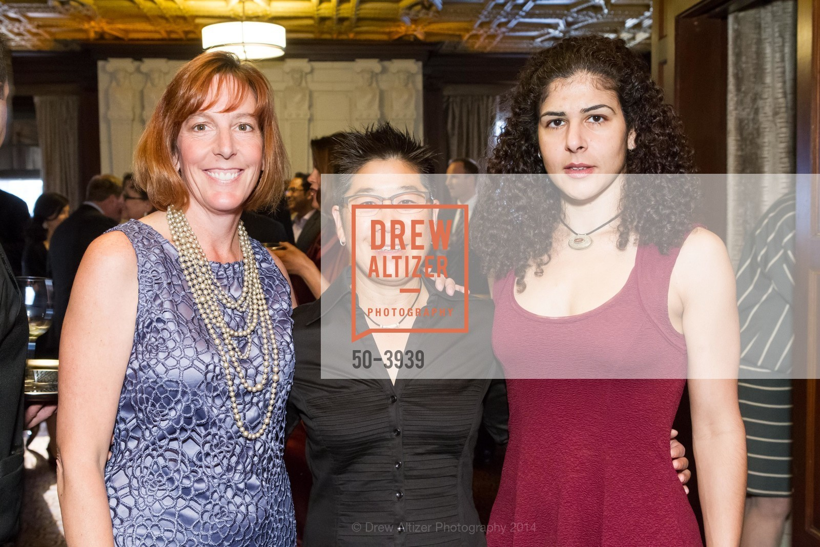 Sherilyn Adams, Corinne Suyeyasu, Lorky Libaridian, Photo #50-3939