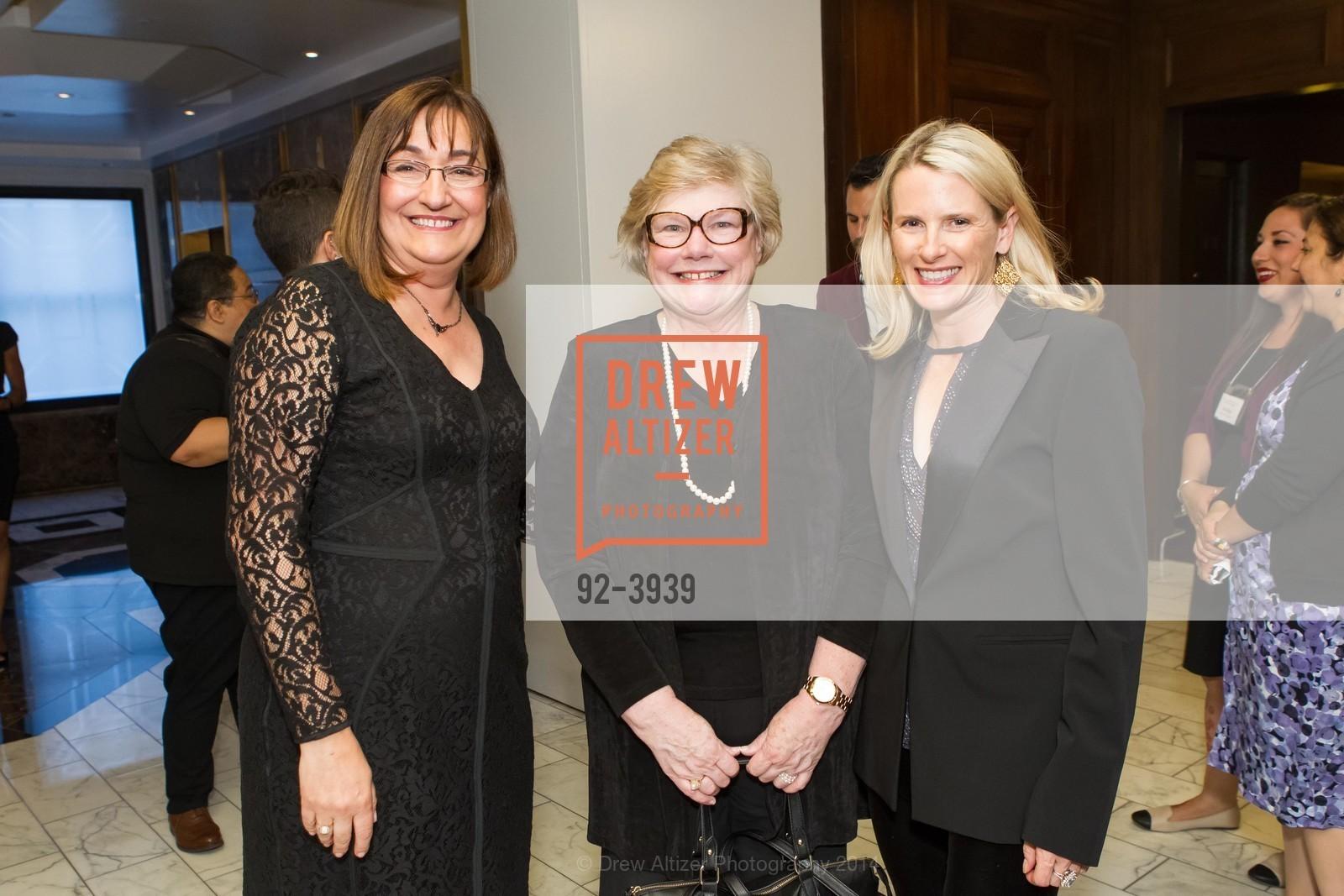 Donna Cahill, Marilyn Mathers, Marie Hurabiell, Photo #92-3939
