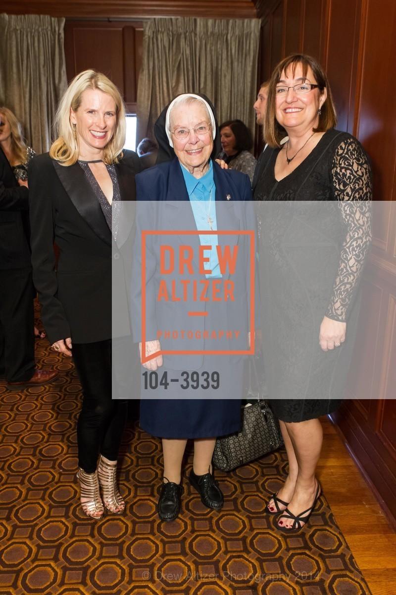 Marie Hurabiell, Sister Marianne Smith, Donna Cahil, Photo #104-3939