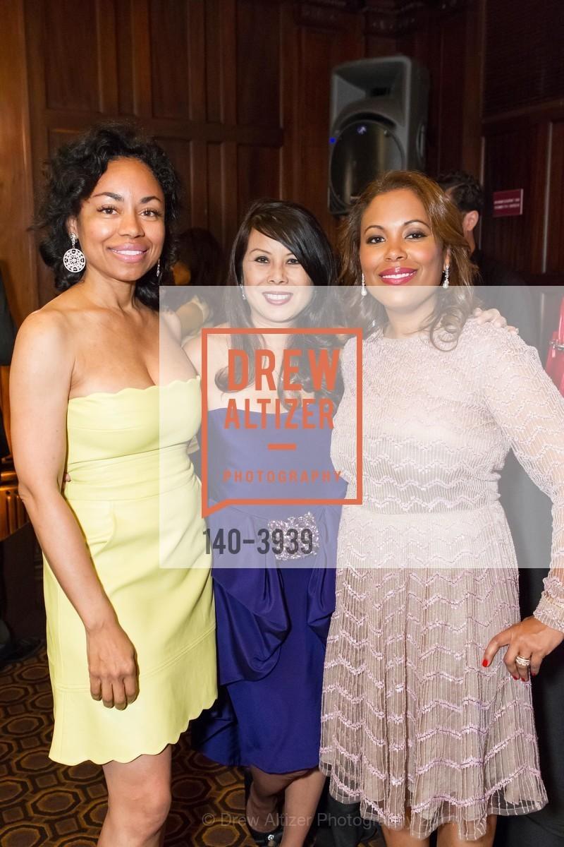 Tanya Powell, Sharon Seto, Laura Miller, Photo #140-3939