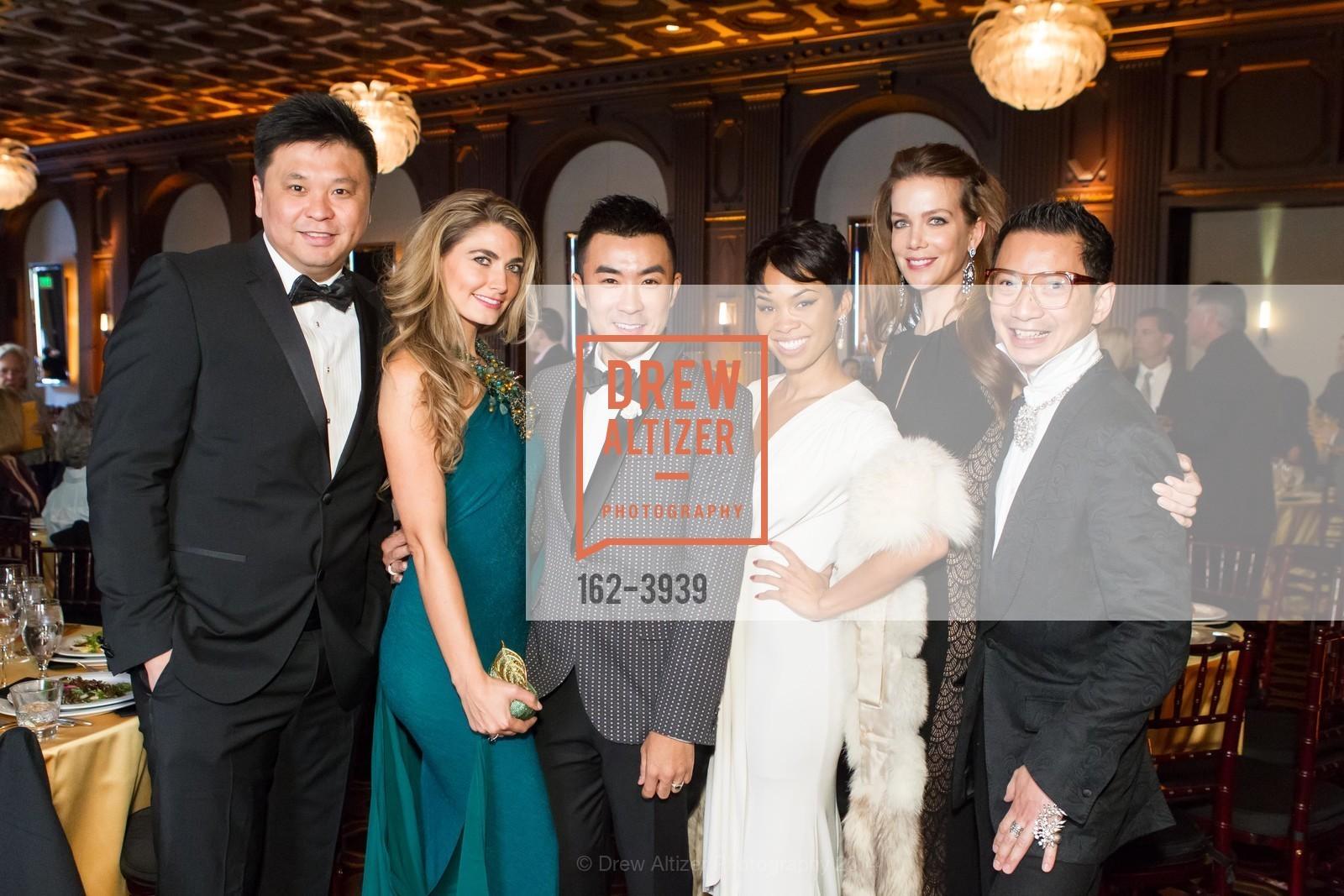 Ambrose Ku, Ellian Raffoul, Kai Tan, Moanalani Jeffrey, Rachel Sitz, Lorence Manansala, Photo #162-3939