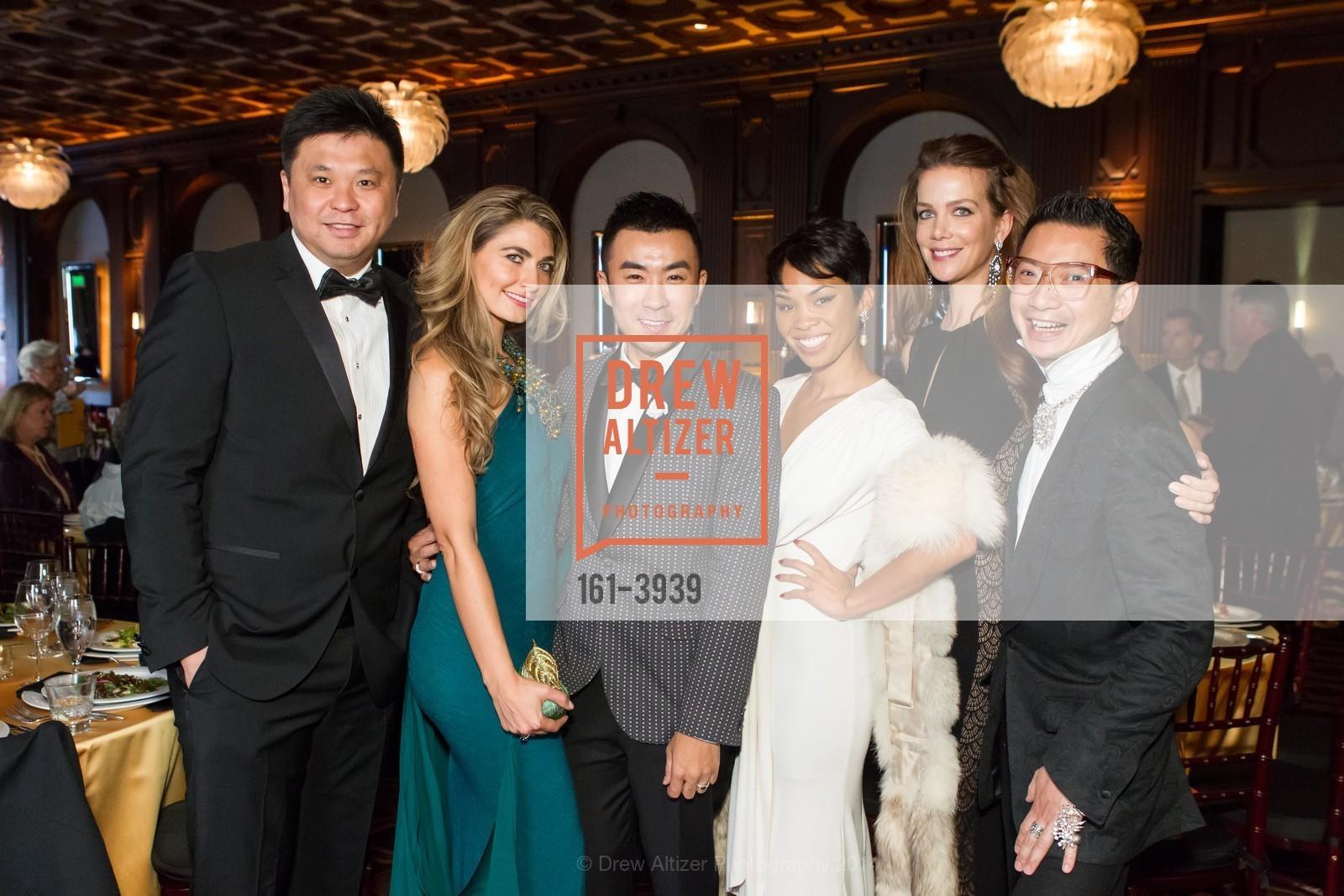 Ambrose Ku, Ellian Raffoul, Kai Tan, Moanalani Jeffrey, Rachel Sitz, Lorence Manansala, Photo #161-3939