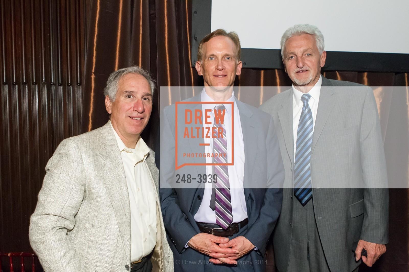 Ted Mazzone, Randy Wittorp, Jim Illig, Photo #248-3939