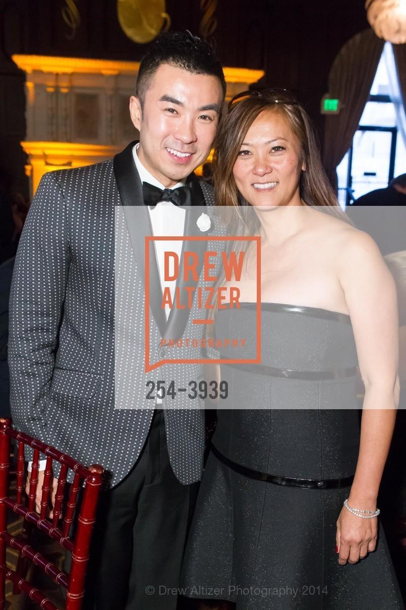 Kai Tan, Elizabeth Fullerton, Photo #254-3939