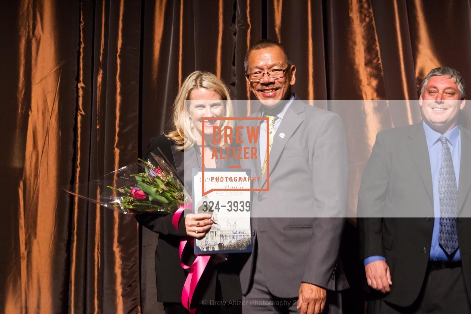 Marie Hurabiell, Supervisor Norman Yee, Photo #324-3939