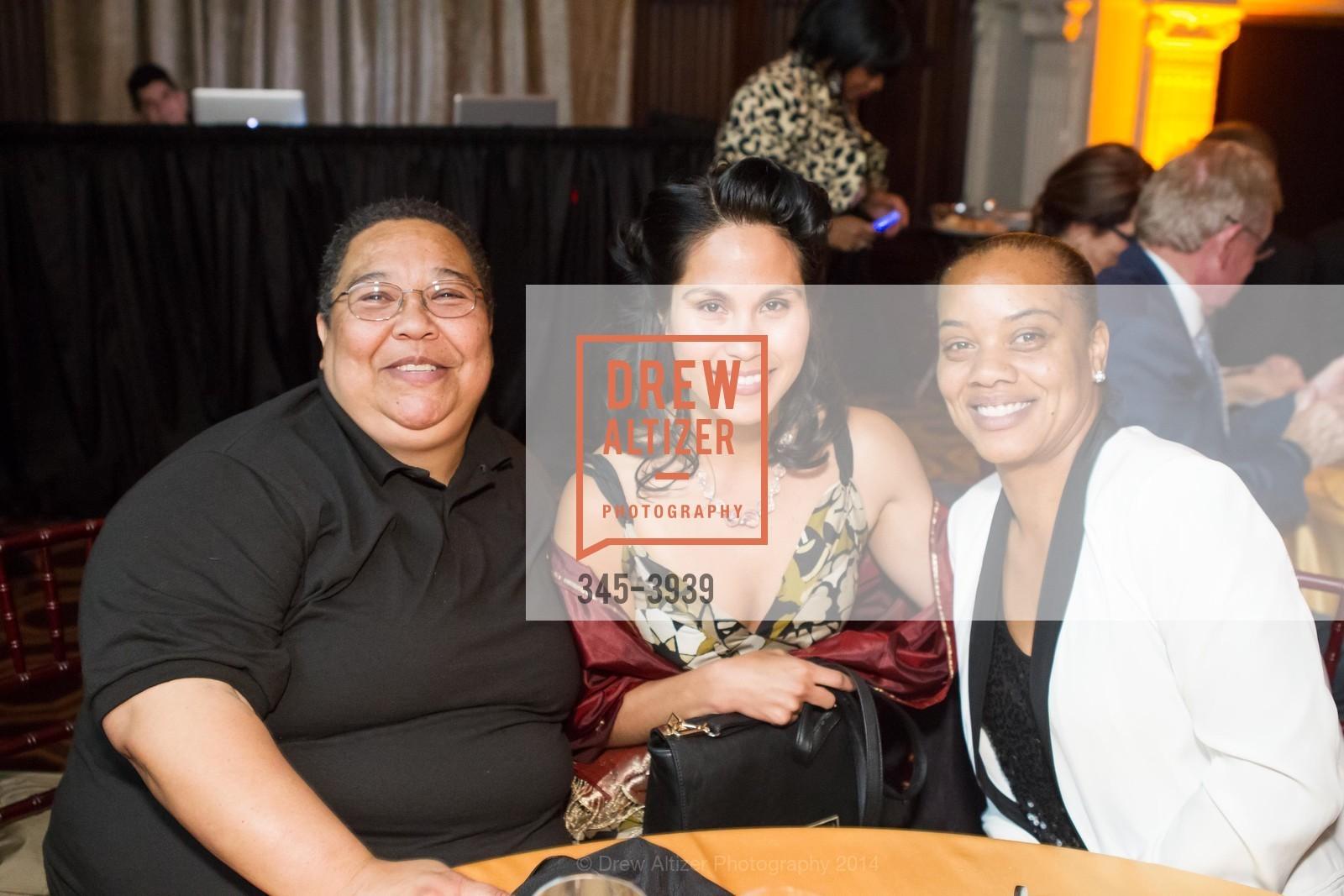 Susan King, Maria Sujo, Daricka Banks, Photo #345-3939