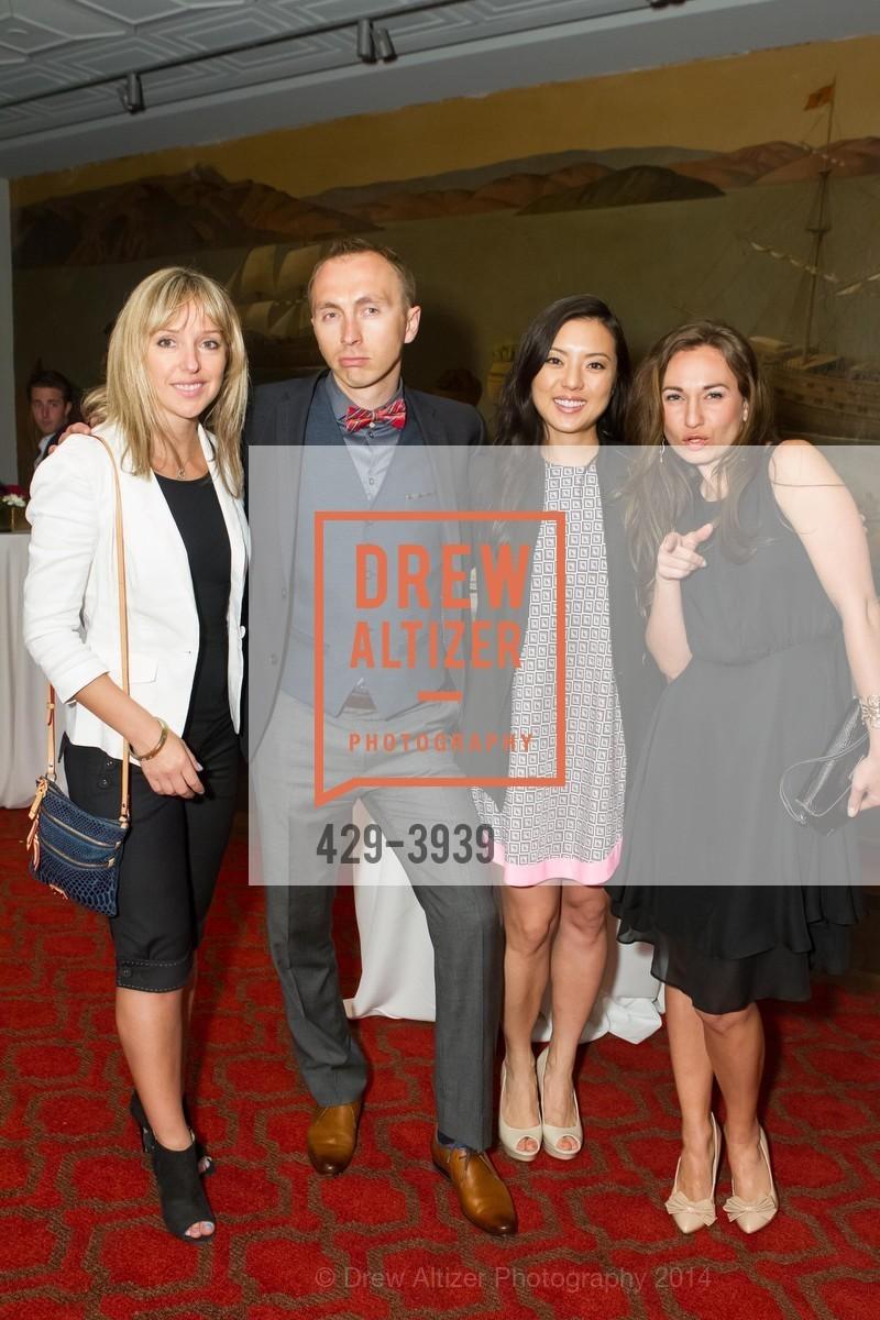 Yulia Heckert, Andre Schelkunov, Lindsay Horii, Alexandra Hryhorczuk, Photo #429-3939