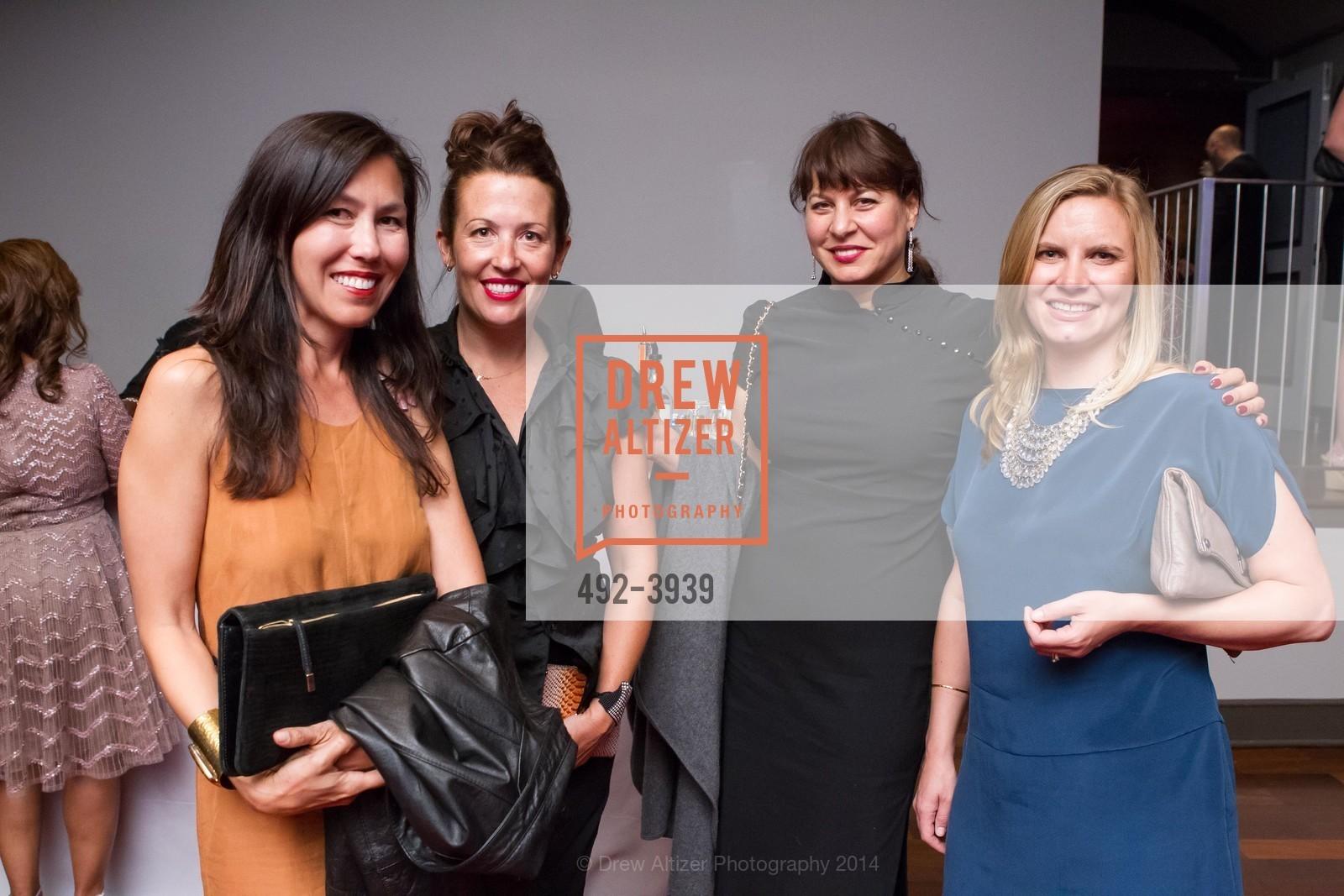 Sasha Diedrich, Erin Thompson, Azah Borham, McKenzie Ward, Photo #492-3939