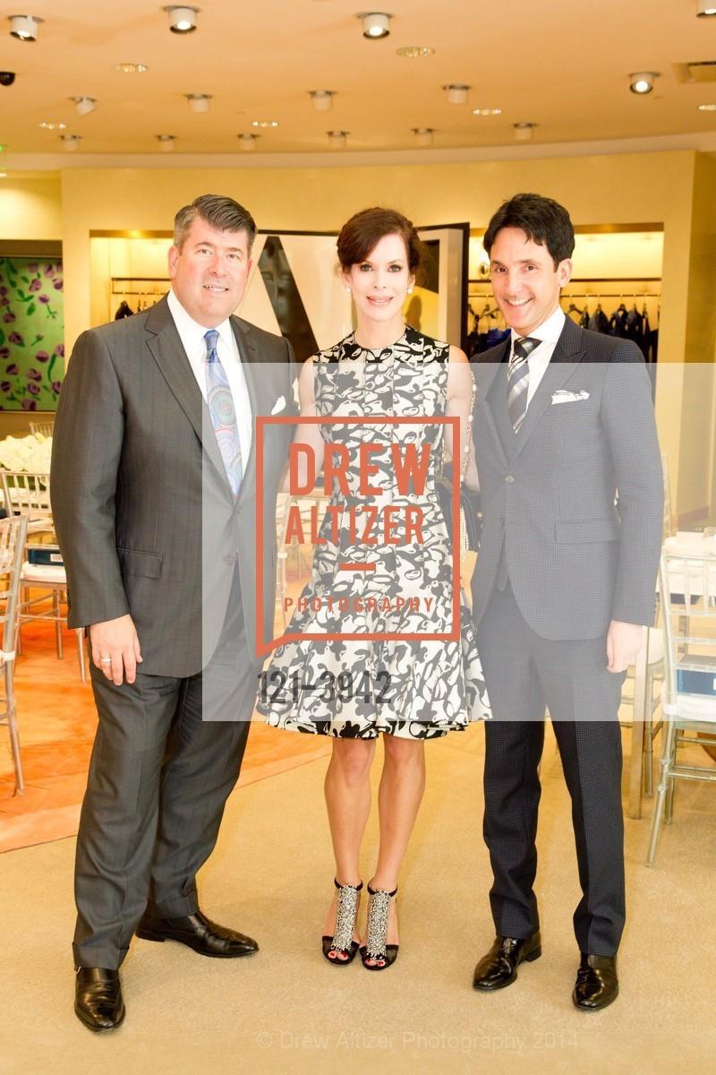 Alan Morrell, Stephanie Marver, James Krohn, Photo #121-3942