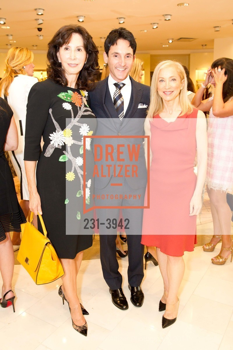 Carolyn Chandler, James Krohn, Shelley Gordon, Photo #231-3942