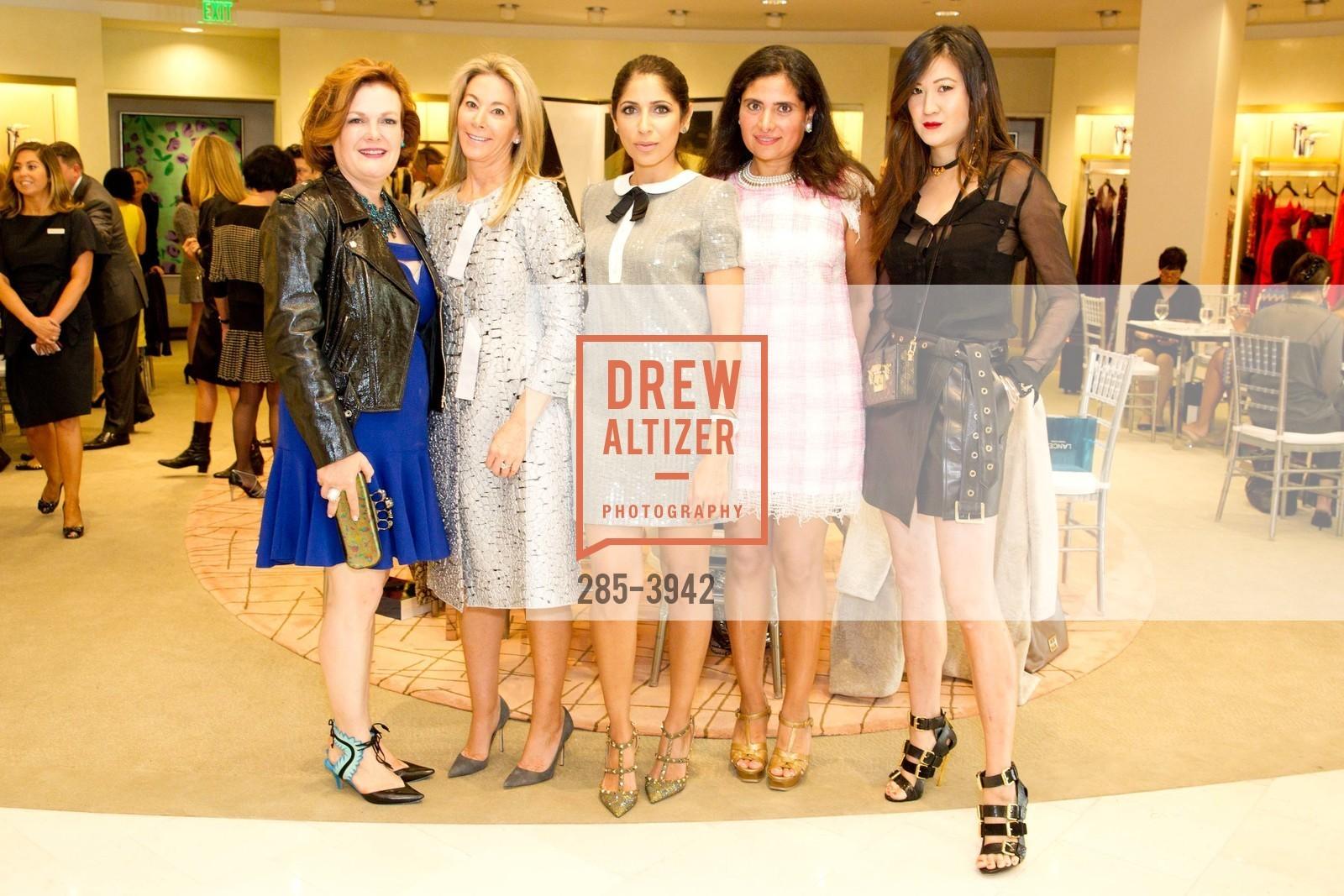 Jennifer Raiser, Dana Tananbaum, Sobia Shaikh, Minal Jethmal, Jessica Hon, Photo #285-3942