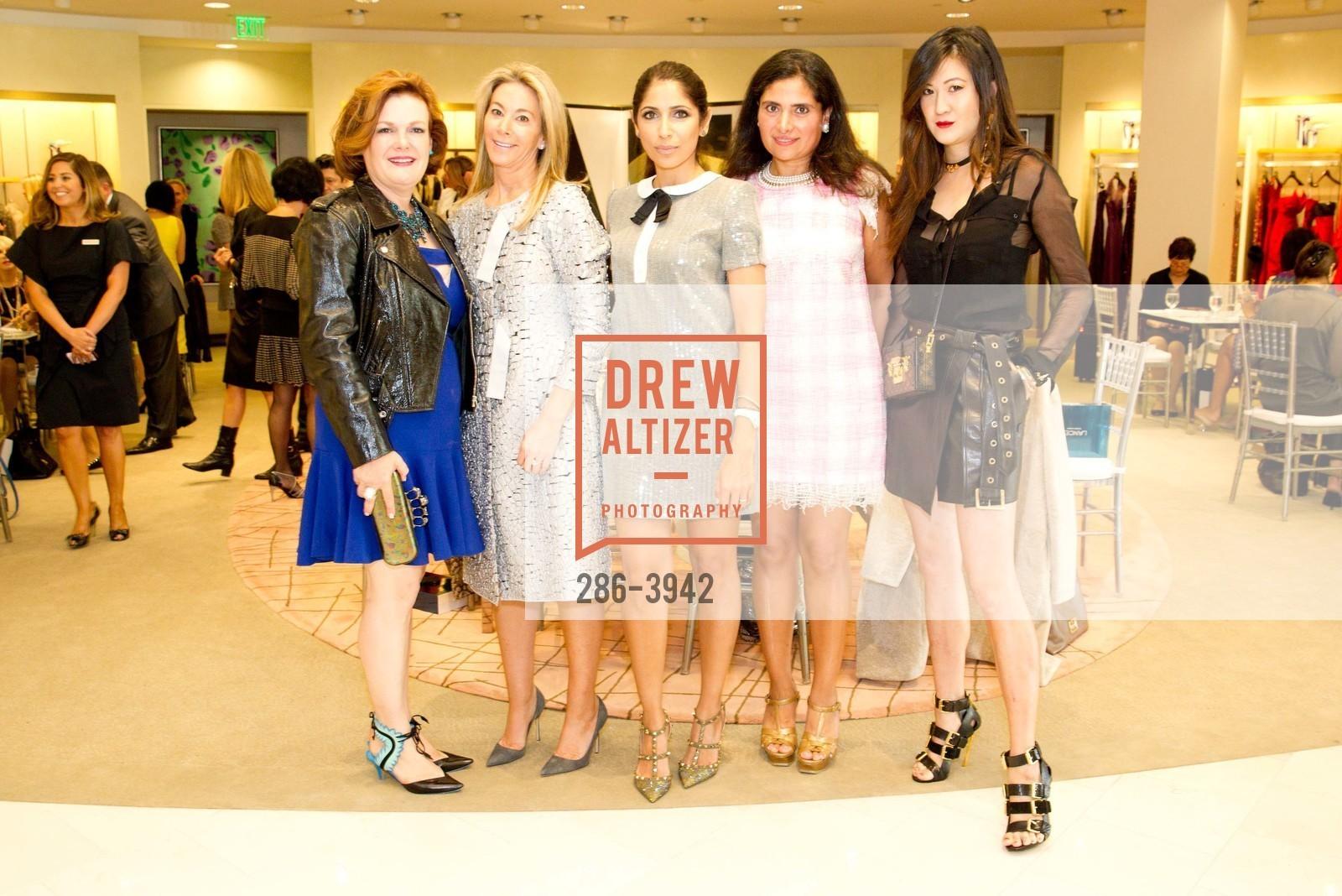 Jennifer Raiser, Dana Tananbaum, Sobia Shaikh, Minal Jethmal, Jessica Hon, Photo #286-3942
