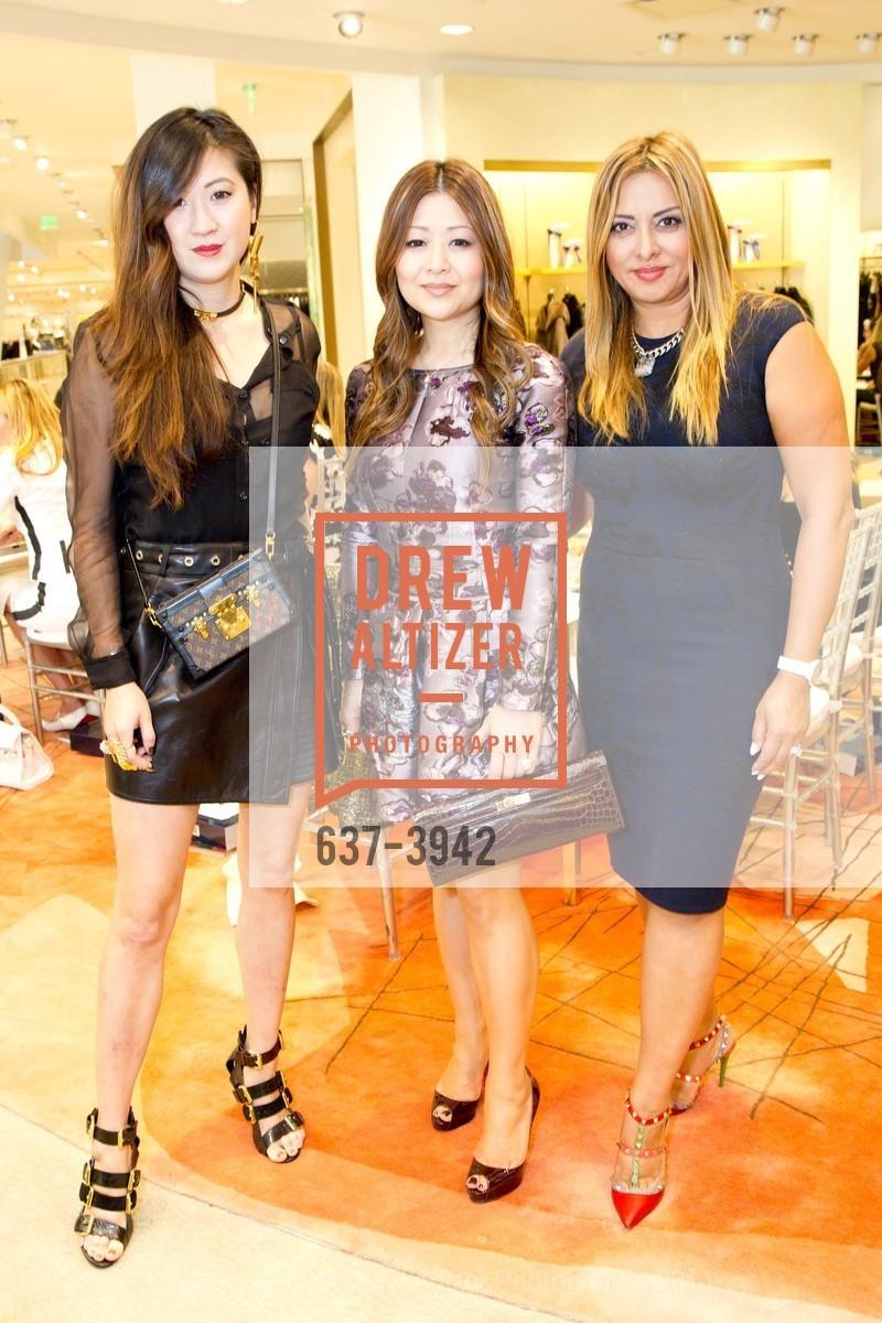 Jessica Hon, Sue Wei, Susan Dahi, Photo #637-3942