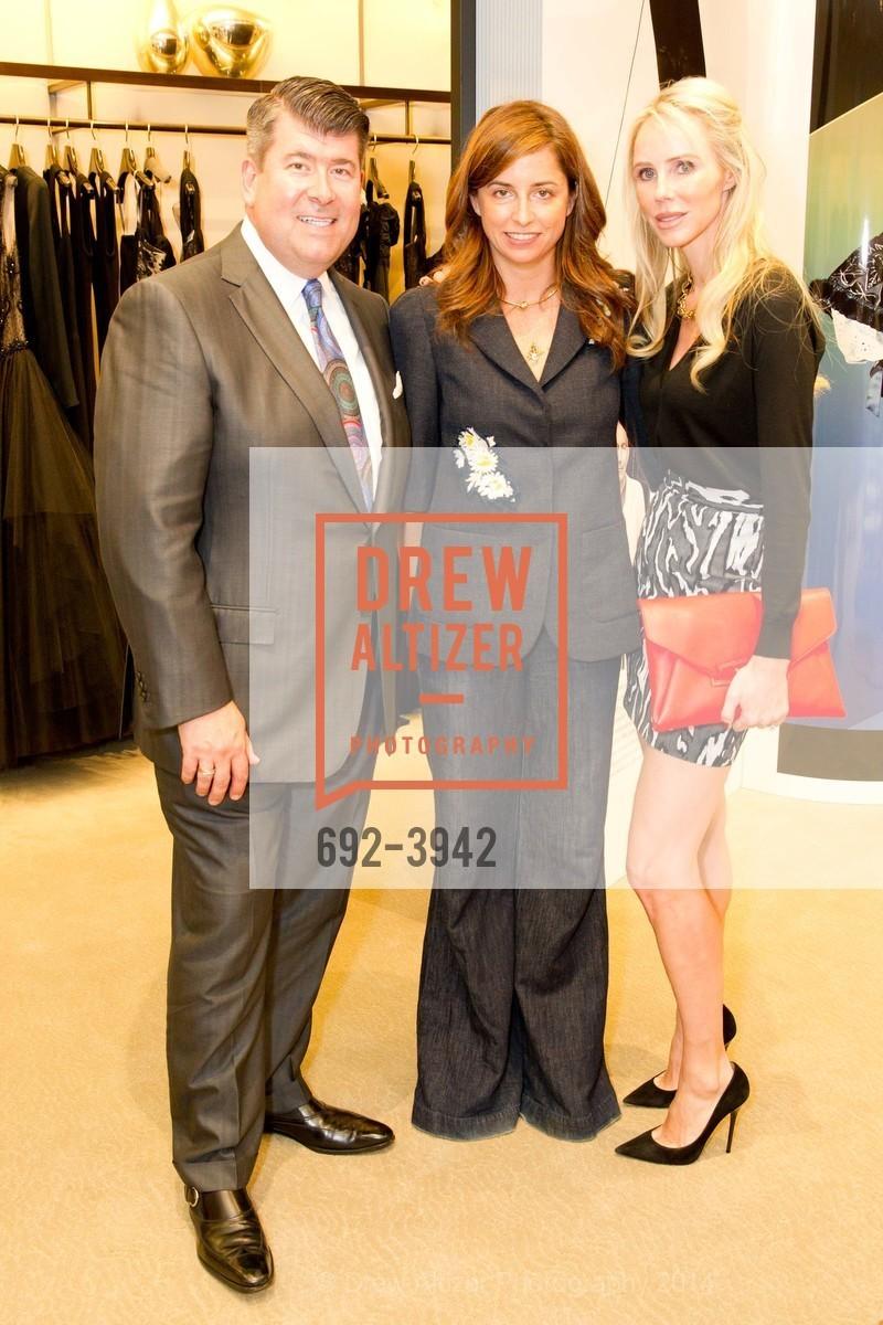 Alan Morrell, Emily Holt, Vanessa Getty, Photo #692-3942