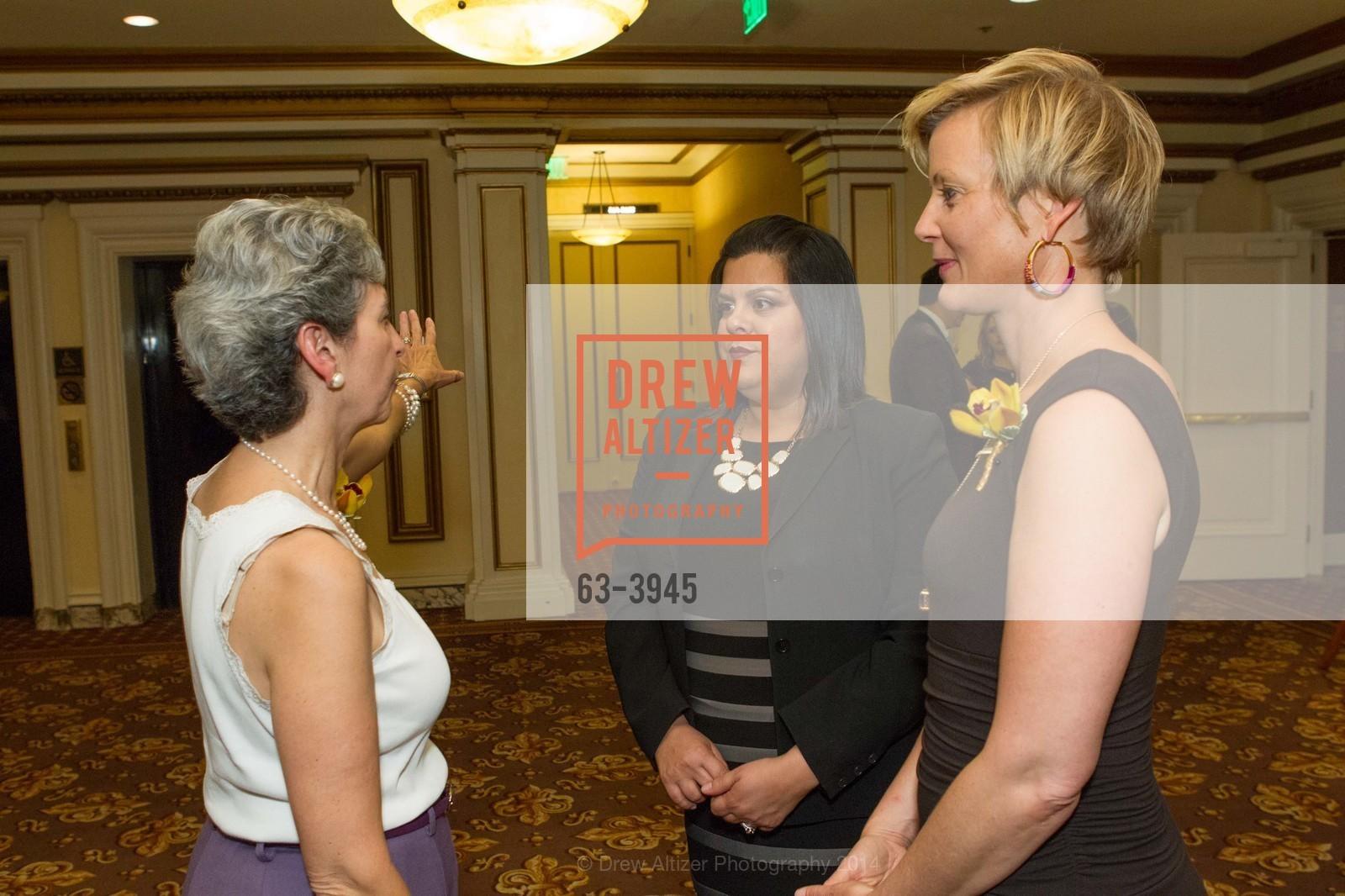 Maria Gallo, Raquel Donoso, Heather Johnson, Photo #63-3945