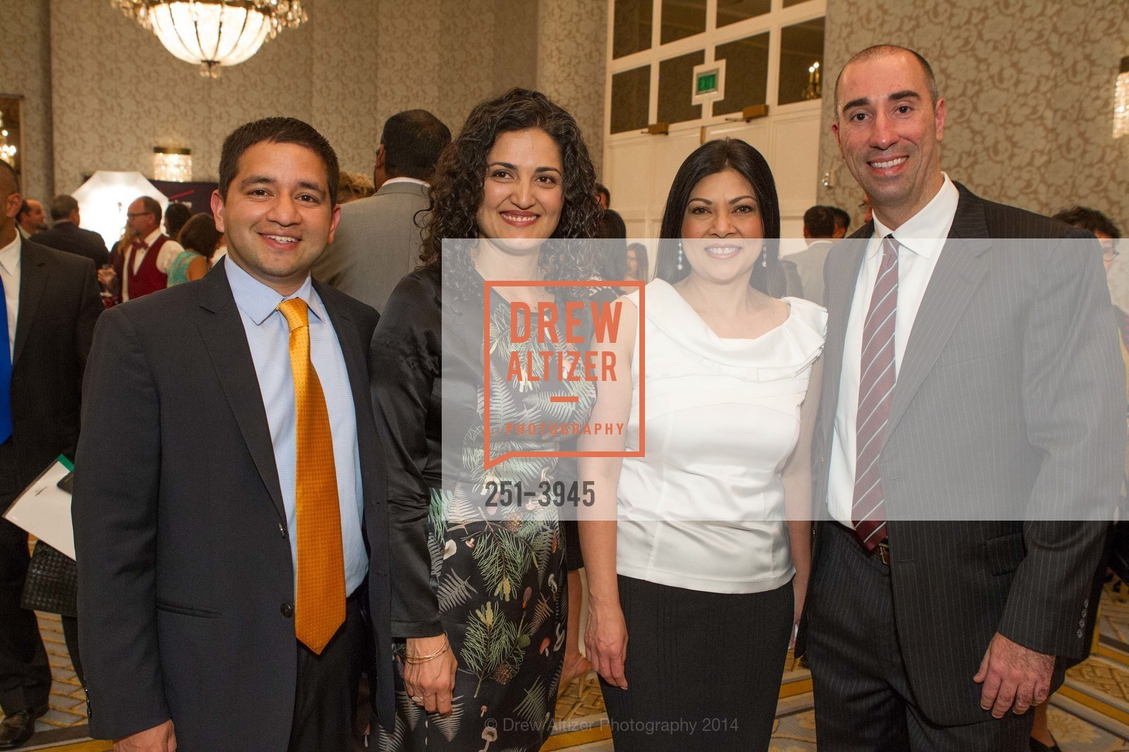 David Shreni, Sandra Kazee, Geraldine Nueva, Roberto Leao, Photo #251-3945