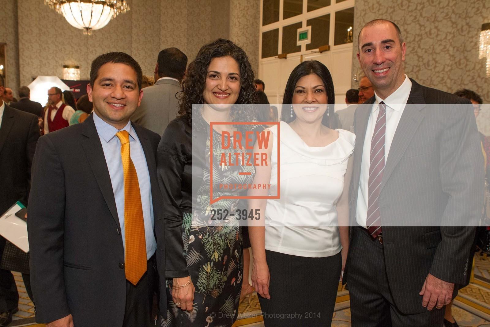 David Shreni, Sandra Kazee, Geraldine Nueva, Roberto Leao, Photo #252-3945