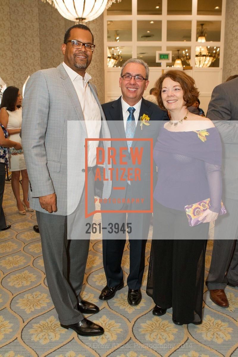 Fred Blackwell, Luis Herrera, Monica Pressley, Photo #261-3945