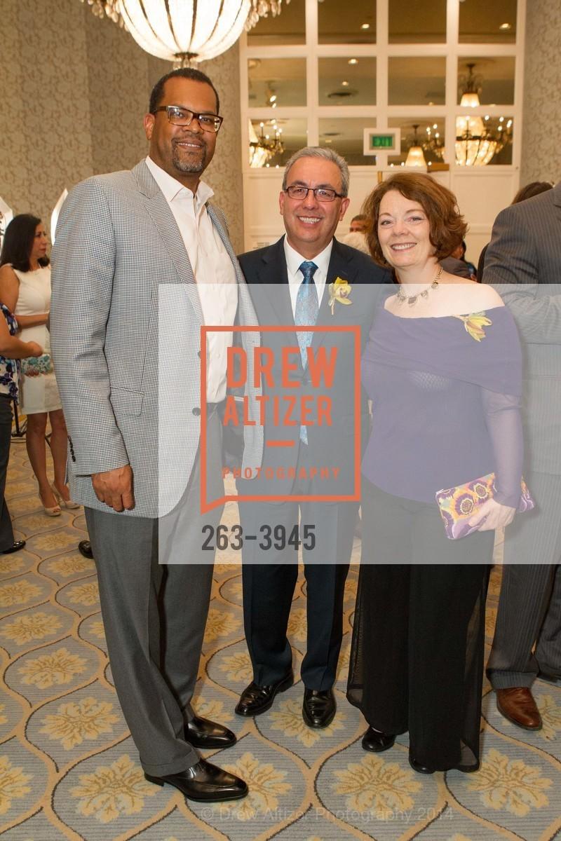 Fred Blackwell, Luis Herrera, Monica Pressley, Photo #263-3945