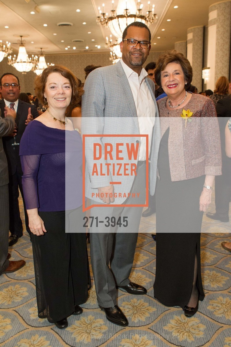 Monica Pressley, Fred Blackwell, Aida Alvarez, Photo #271-3945