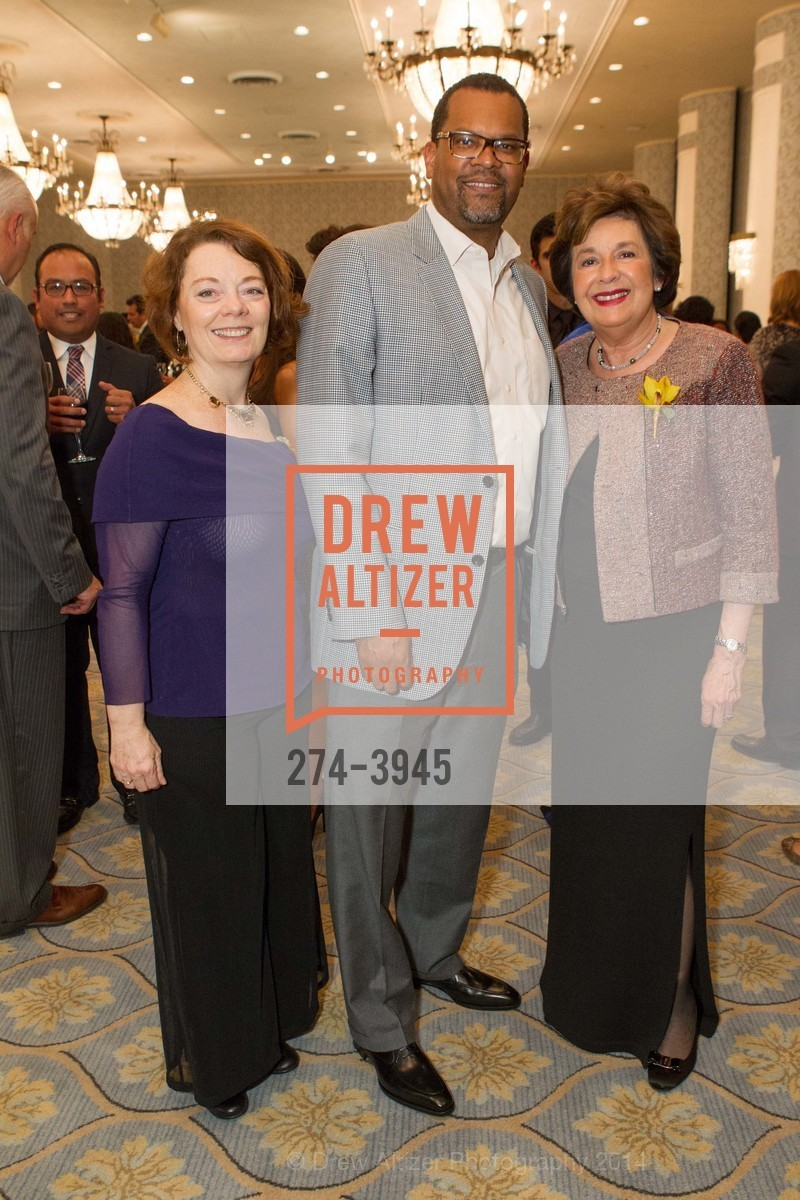 Monica Pressley, Fred Blackwell, Aida Alvarez, Photo #274-3945