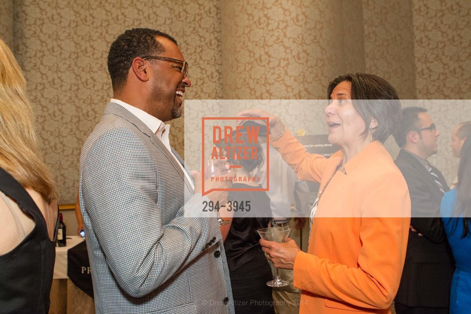 Fred Blackwell, Sandra Hernandez, Photo #294-3945