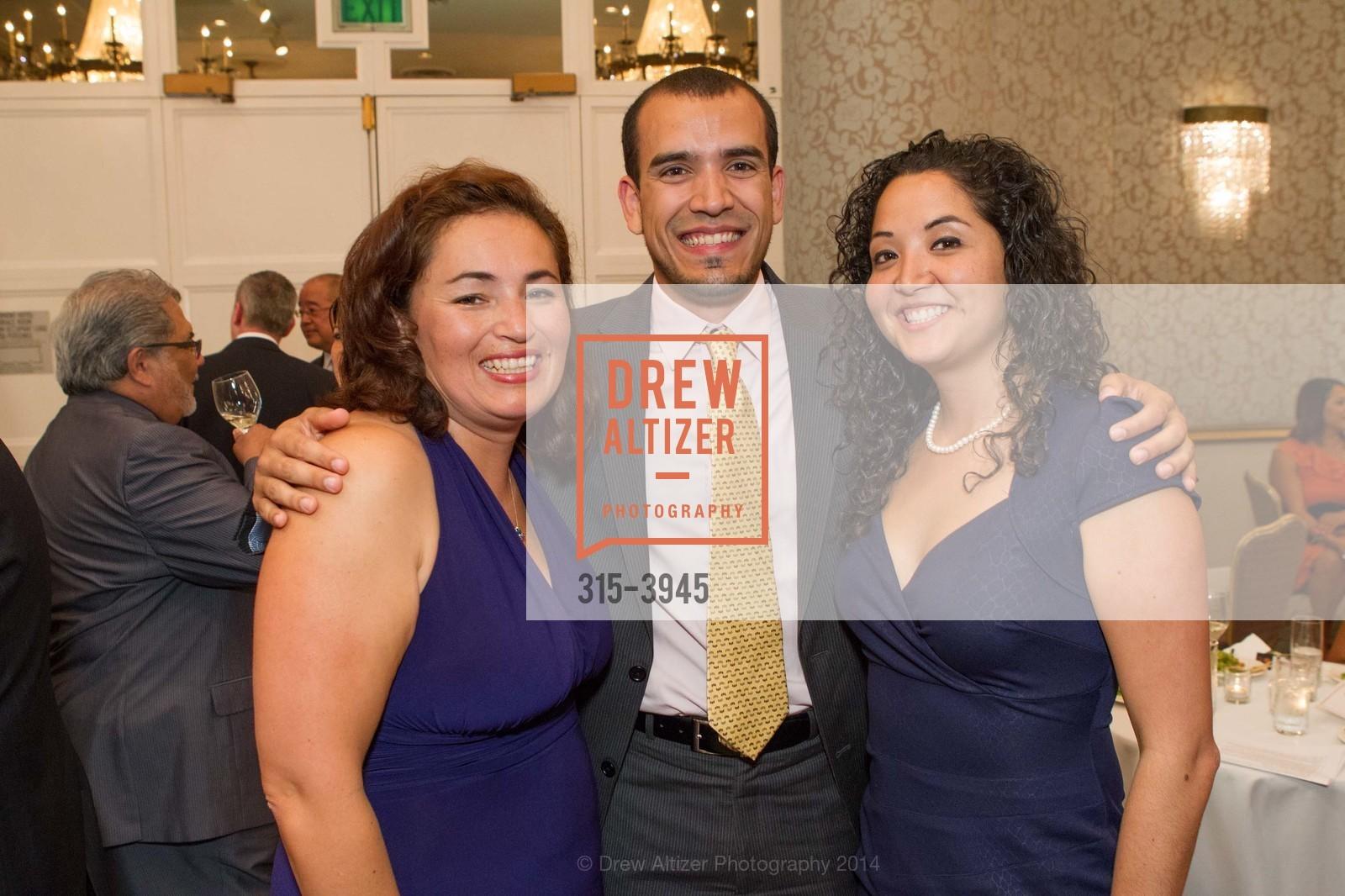 Lorena Chatterjee, Hector Mojica, Adrianna Samaniego, Photo #315-3945