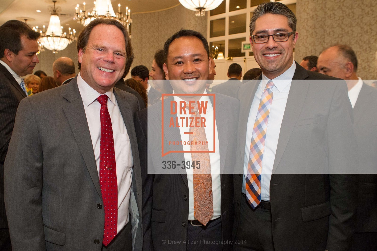 Gregg Cook, Michael Arpafo, Anthony Lopez, Photo #336-3945