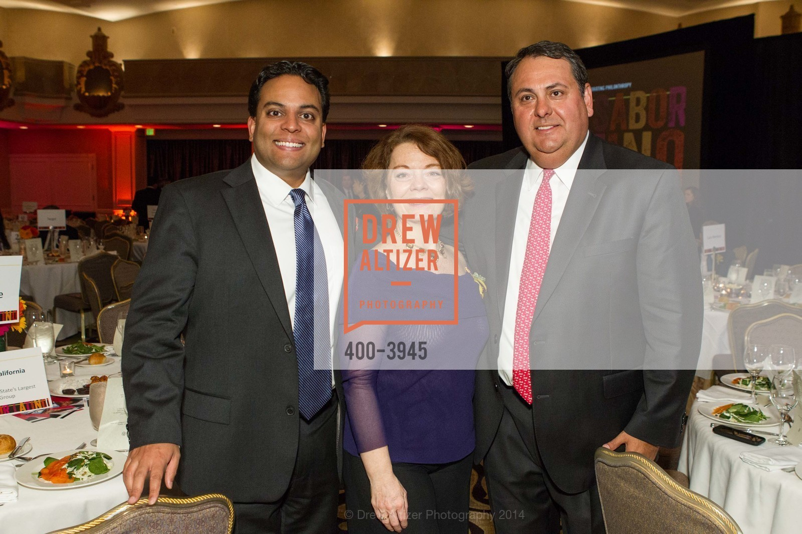 Kaushik Roy, Monica Pressley, Ivan Zapien, Photo #400-3945