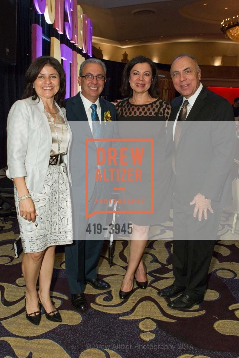 Nancy Herrera, Luis Herrera, Cathy Nava, Robert Nava, Photo #419-3945