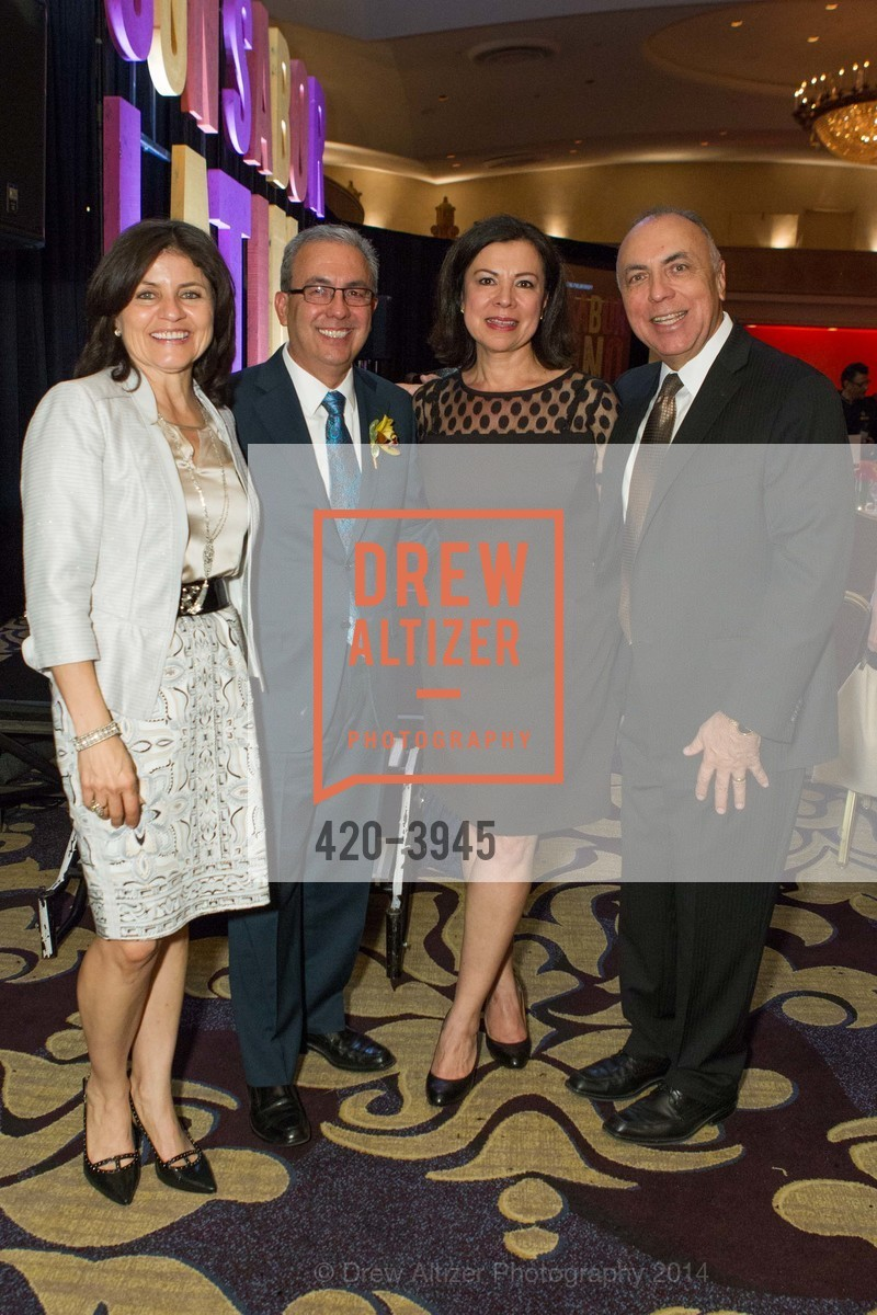 Nancy Herrera, Luis Herrera, Cathy Nava, Robert Nava, Photo #420-3945