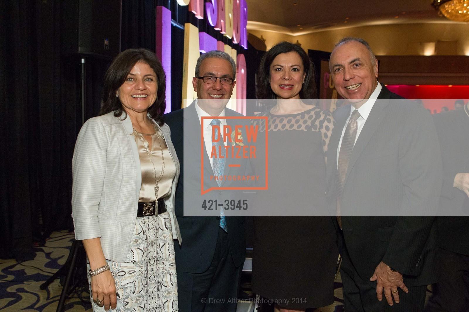 Nancy Herrera, Luis Herrera, Cathy Nava, Robert Nava, Photo #421-3945
