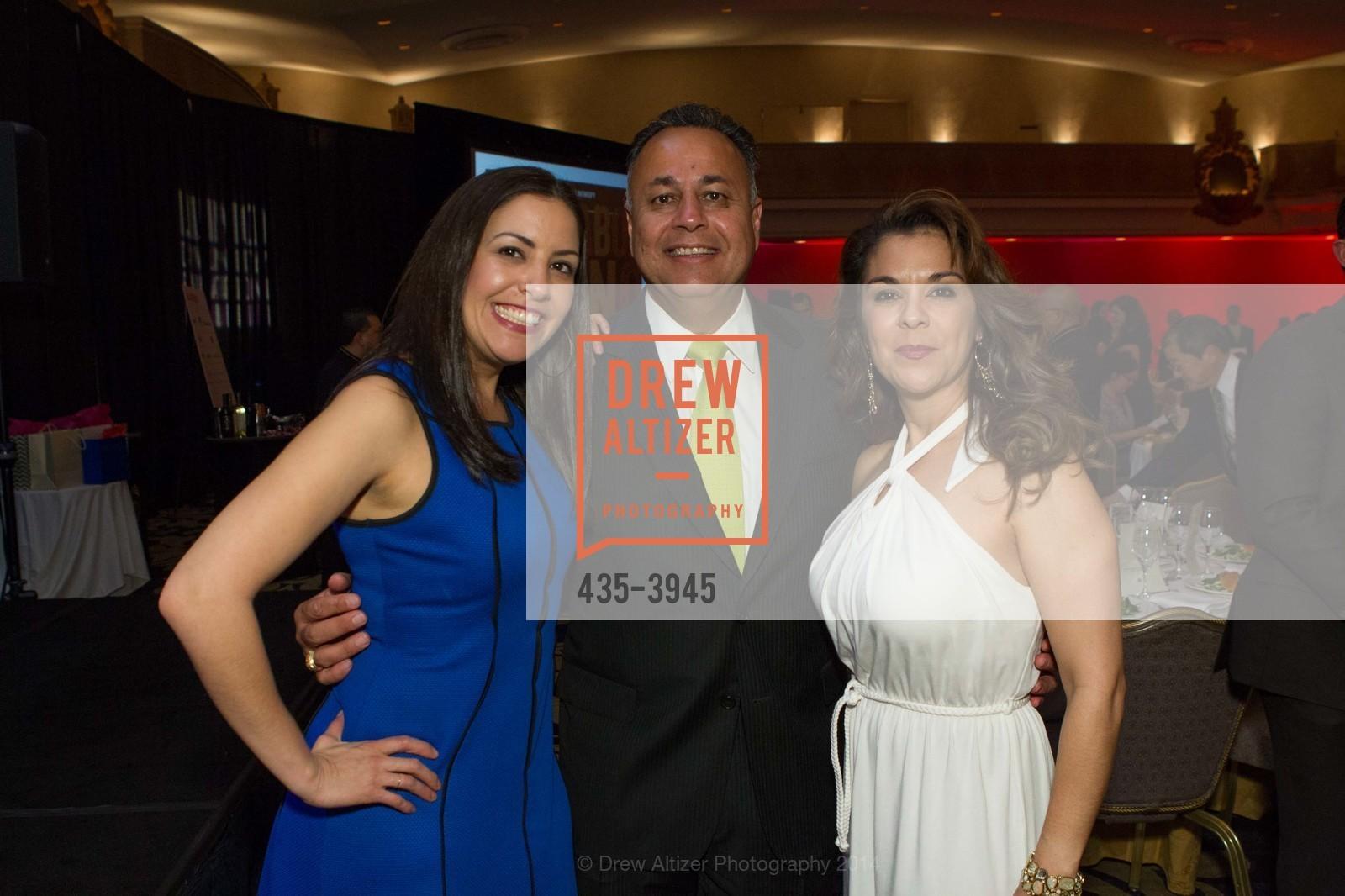Jennifer Lujan, Jesus Soto, Anna Liza Soto, Photo #435-3945