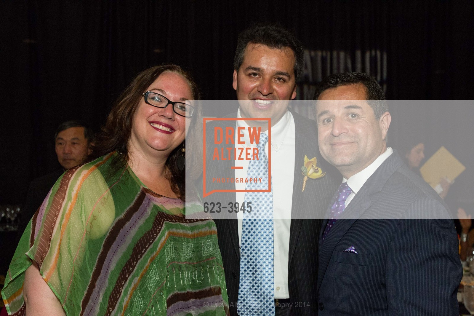 Julie Castro Abrams, Arnoldo Avalos, Angel Chavez, Photo #623-3945