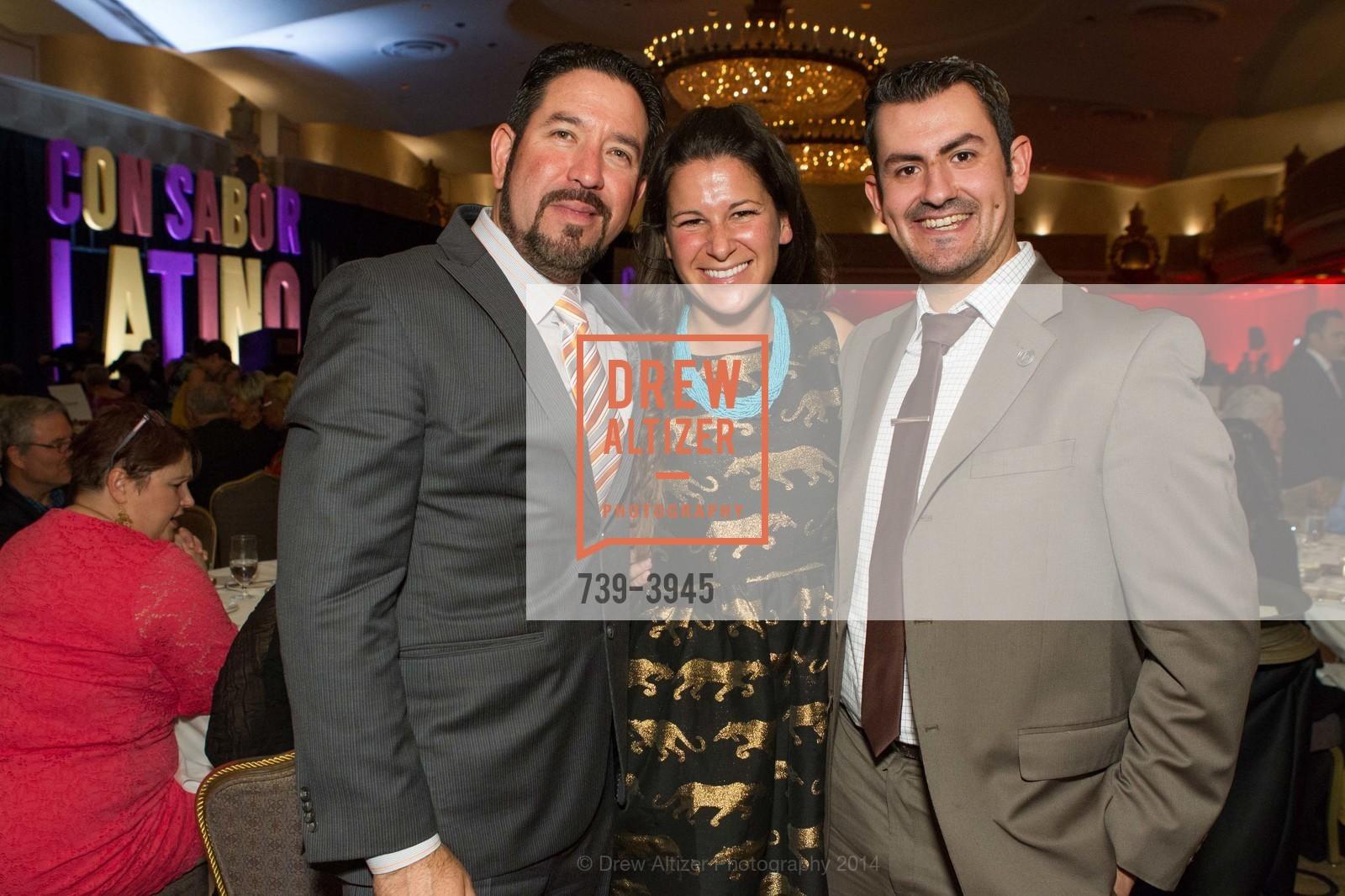 Andres Connell, Masha Chernyak, Francisco Munoz, Photo #739-3945