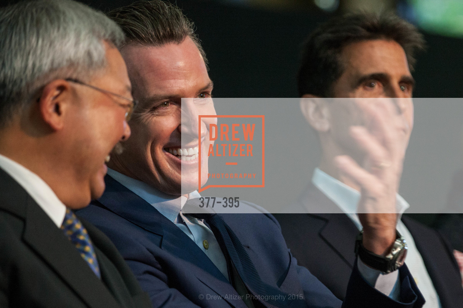 Mayor Ed Lee, Gavin Newsom, Mark Leno, 10th Anniversary of the new de Young: Community Day, de Young Museum, October 17th, 2015,Drew Altizer, Drew Altizer Photography, full-service agency, private events, San Francisco photographer, photographer california