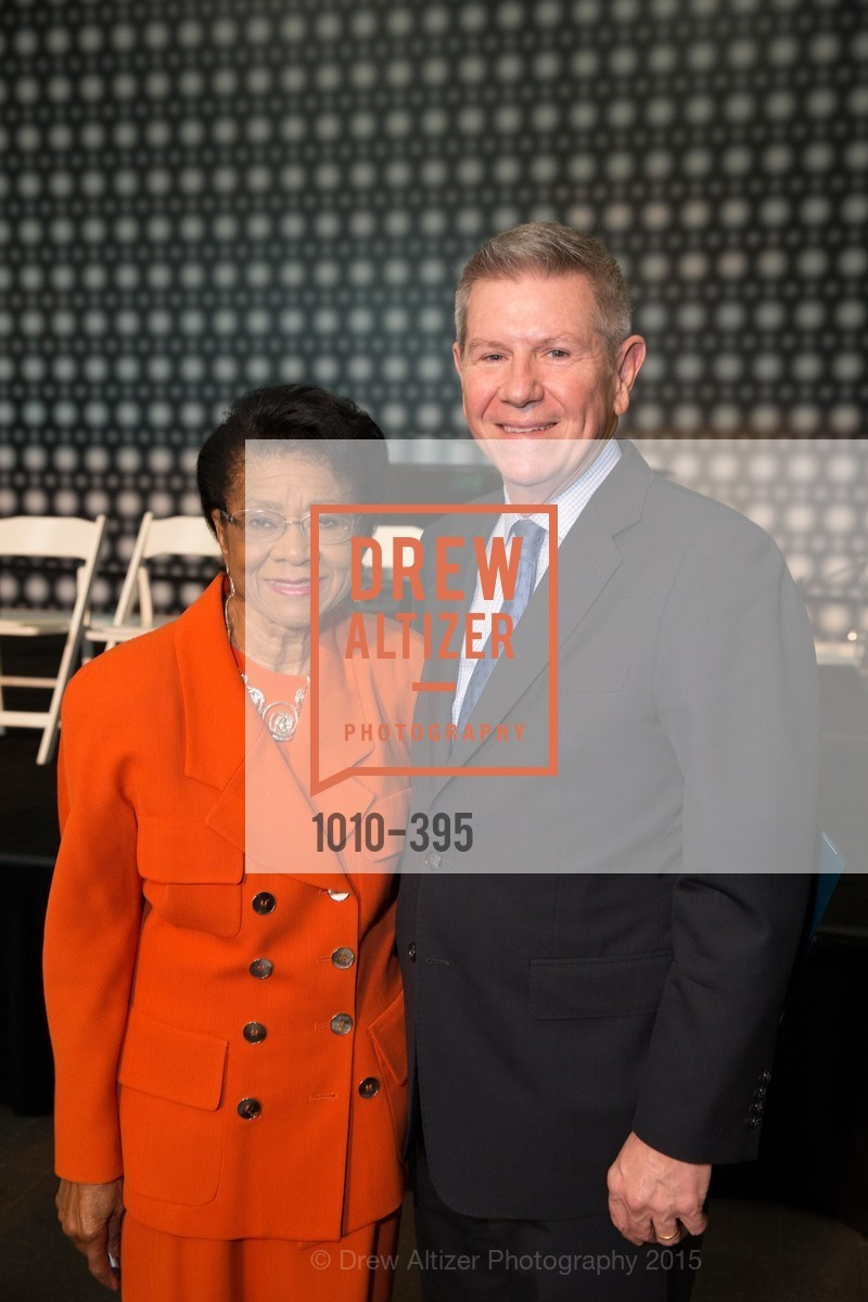Belva Davis, Richard Benefield, 10th Anniversary of the new de Young: Community Day, de Young Museum, October 17th, 2015,Drew Altizer, Drew Altizer Photography, full-service agency, private events, San Francisco photographer, photographer california