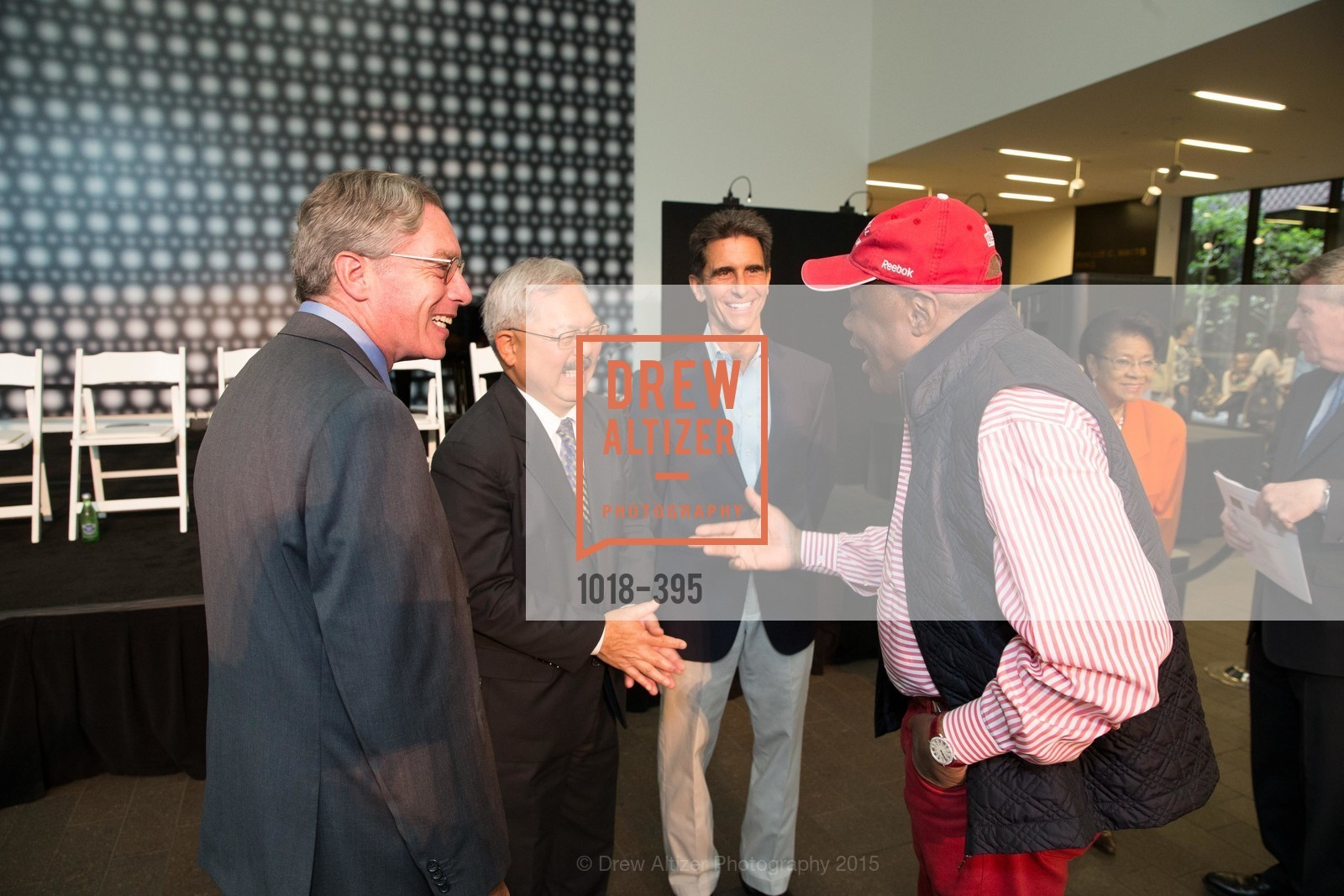 Ed Lee, Mark Leno, Willie Brown, 10th Anniversary of the new de Young: Community Day, de Young Museum, October 17th, 2015,Drew Altizer, Drew Altizer Photography, full-service agency, private events, San Francisco photographer, photographer california