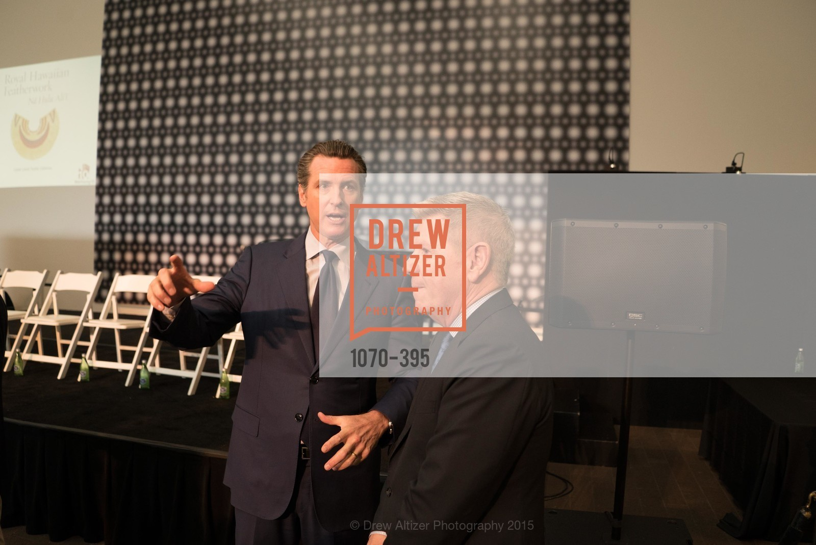 Gavin Newsom, Richard Benefield, 10th Anniversary of the new de Young: Community Day, de Young Museum, October 17th, 2015,Drew Altizer, Drew Altizer Photography, full-service agency, private events, San Francisco photographer, photographer california