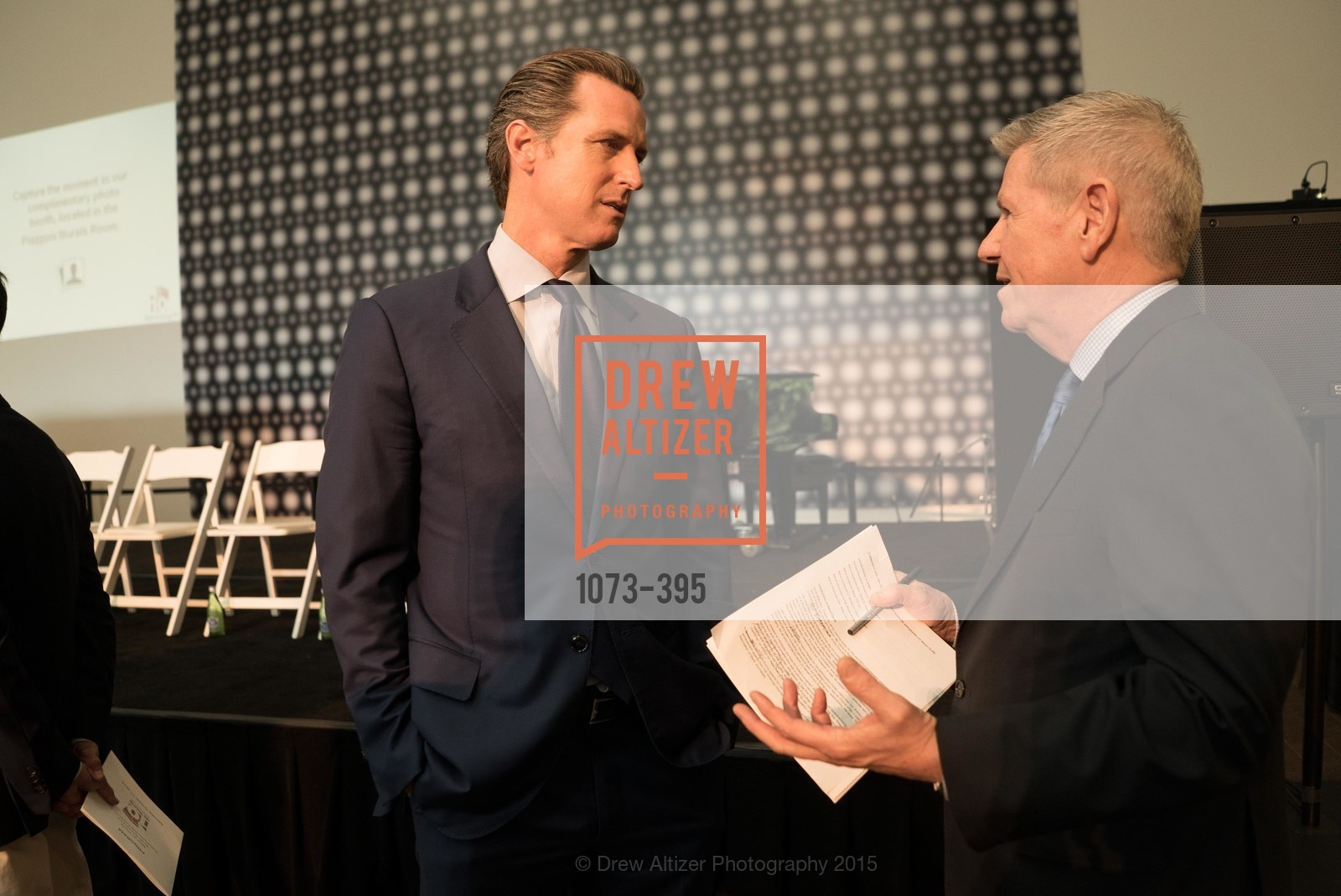 Gavin Newsom, Richard Benefield, 10th Anniversary of the new de Young: Community Day, de Young Museum, October 17th, 2015,Drew Altizer, Drew Altizer Photography, full-service event agency, private events, San Francisco photographer, photographer California