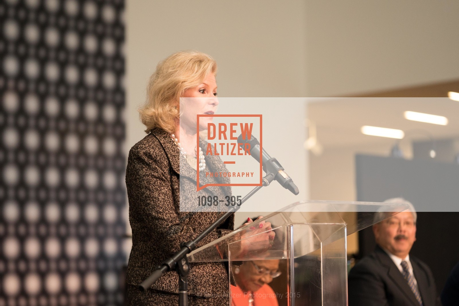 Dede Wilsey, 10th Anniversary of the new de Young: Community Day, de Young Museum, October 17th, 2015,Drew Altizer, Drew Altizer Photography, full-service event agency, private events, San Francisco photographer, photographer California