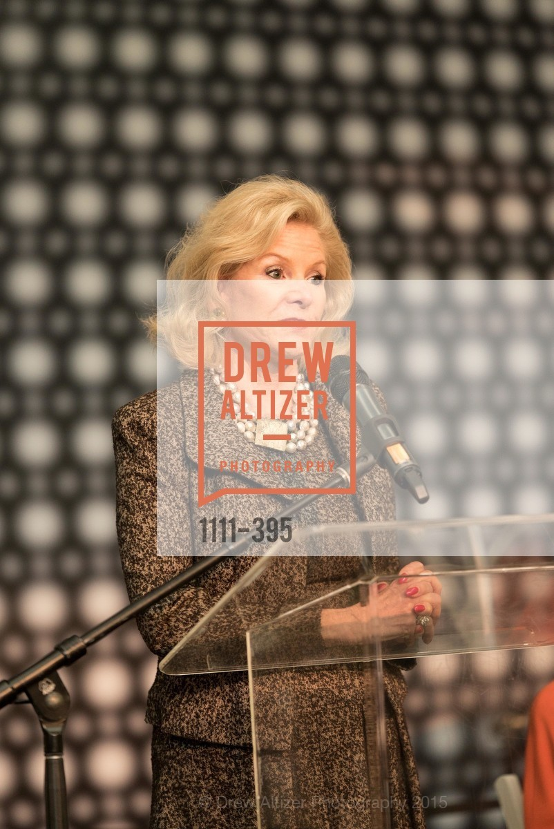 Dede Wilsey, 10th Anniversary of the new de Young: Community Day, de Young Museum, October 17th, 2015,Drew Altizer, Drew Altizer Photography, full-service agency, private events, San Francisco photographer, photographer california