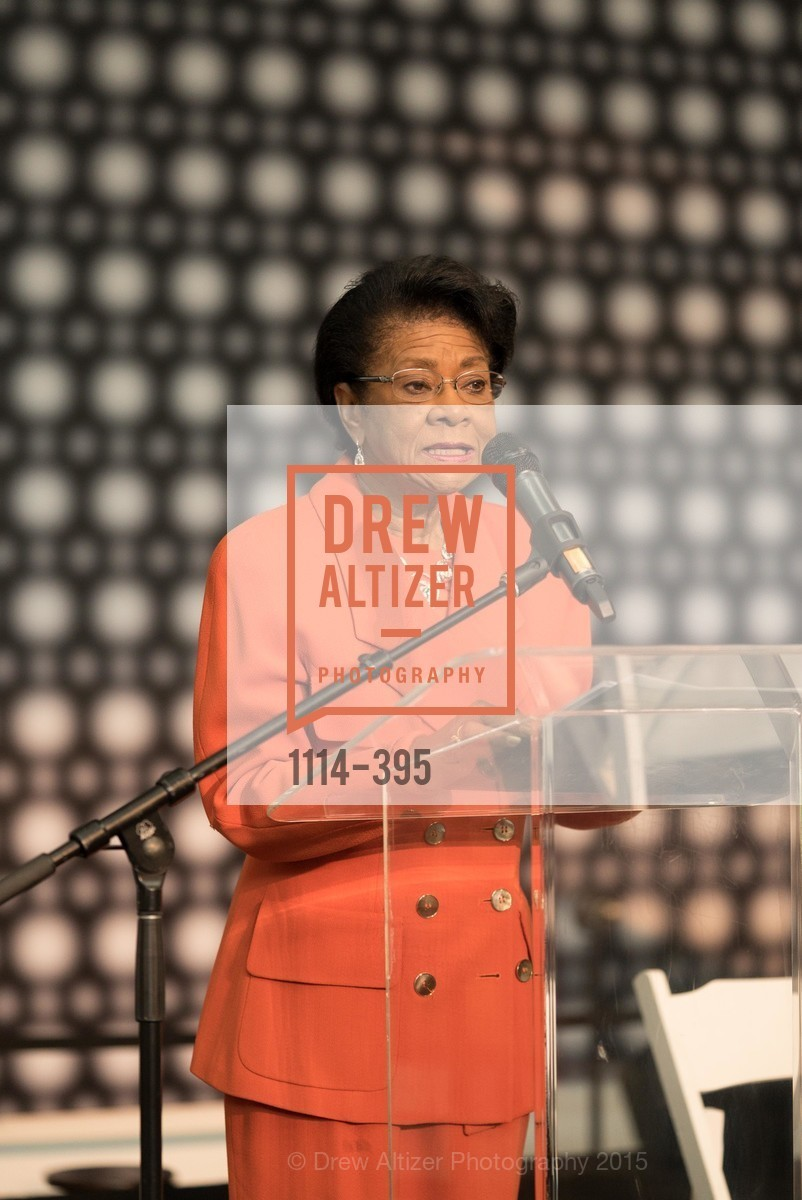 Belva Davis, 10th Anniversary of the new de Young: Community Day, de Young Museum, October 17th, 2015,Drew Altizer, Drew Altizer Photography, full-service event agency, private events, San Francisco photographer, photographer California
