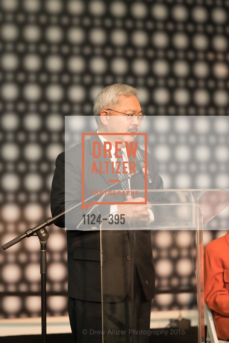 Ed Lee, 10th Anniversary of the new de Young: Community Day, de Young Museum, October 17th, 2015,Drew Altizer, Drew Altizer Photography, full-service agency, private events, San Francisco photographer, photographer california