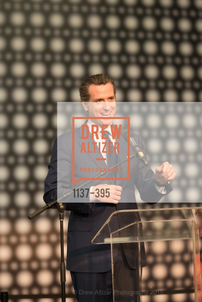 Gavin Newsom, 10th Anniversary of the new de Young: Community Day, de Young Museum, October 17th, 2015,Drew Altizer, Drew Altizer Photography, full-service agency, private events, San Francisco photographer, photographer california