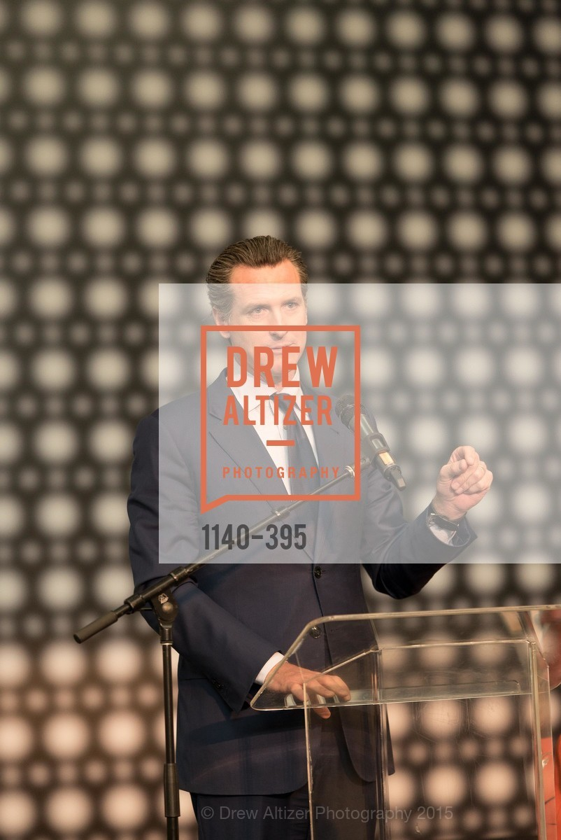 Gavin Newsom, 10th Anniversary of the new de Young: Community Day, de Young Museum, October 17th, 2015,Drew Altizer, Drew Altizer Photography, full-service event agency, private events, San Francisco photographer, photographer California
